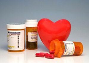 препараты при ишемии сердца