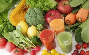 фруктовые иовощные соки
