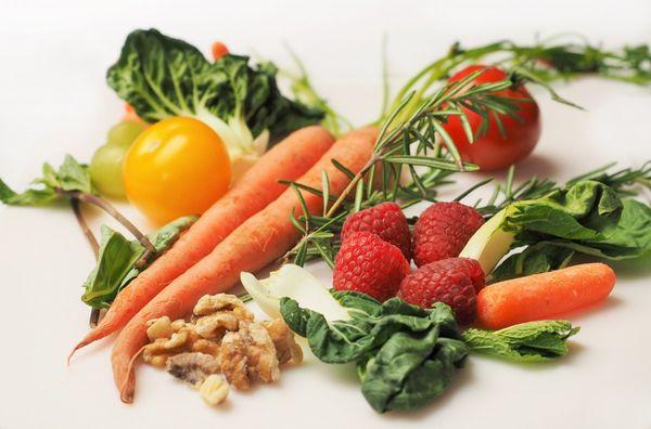 овощи фрукты и орехи