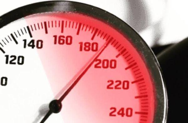 тонометр с высоким давлением