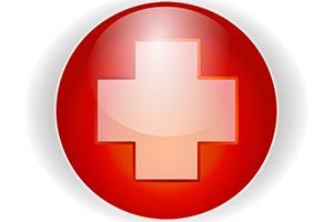 крачный крест медицинской помощи