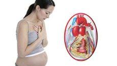 боль в сердце при беременности