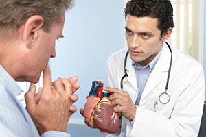 прием у кардиолога