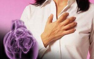 боль в сердце при кардионеврозе