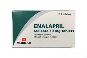 таблетки Эналаприла Малеат