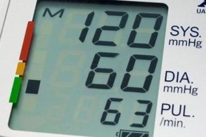 давление 120 на 60
