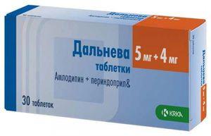 таблетки Дальнева