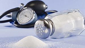 соль и давление