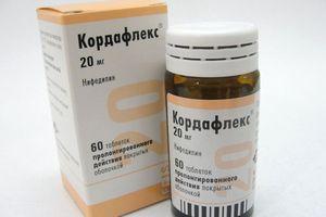 Советы по лечению Кордафлексом: инструкция и применение, цена, аналоги и отзывы о таблетках Кордафлекс