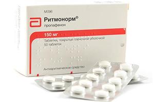 таблетки Ритмонорм