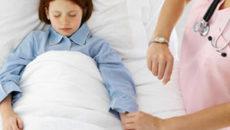 измерение пульса ребенку