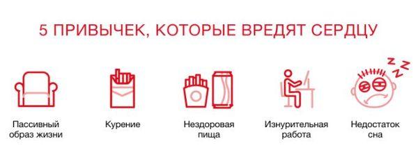 Изображение - Слабый пульс при нормальном давлении что делать privychki
