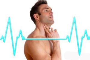 После тренировки высокий пульс