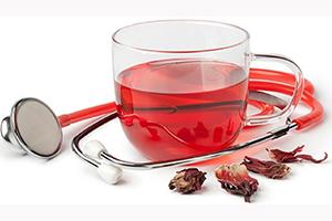 Чай каркаде повышает или понижает давление и как его пить гипертоникам