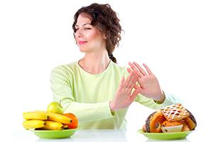 Примерная диета при гипертонии