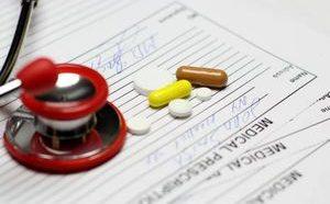 рецепт и таблетки