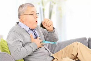 Лекарство от отдышки сердце